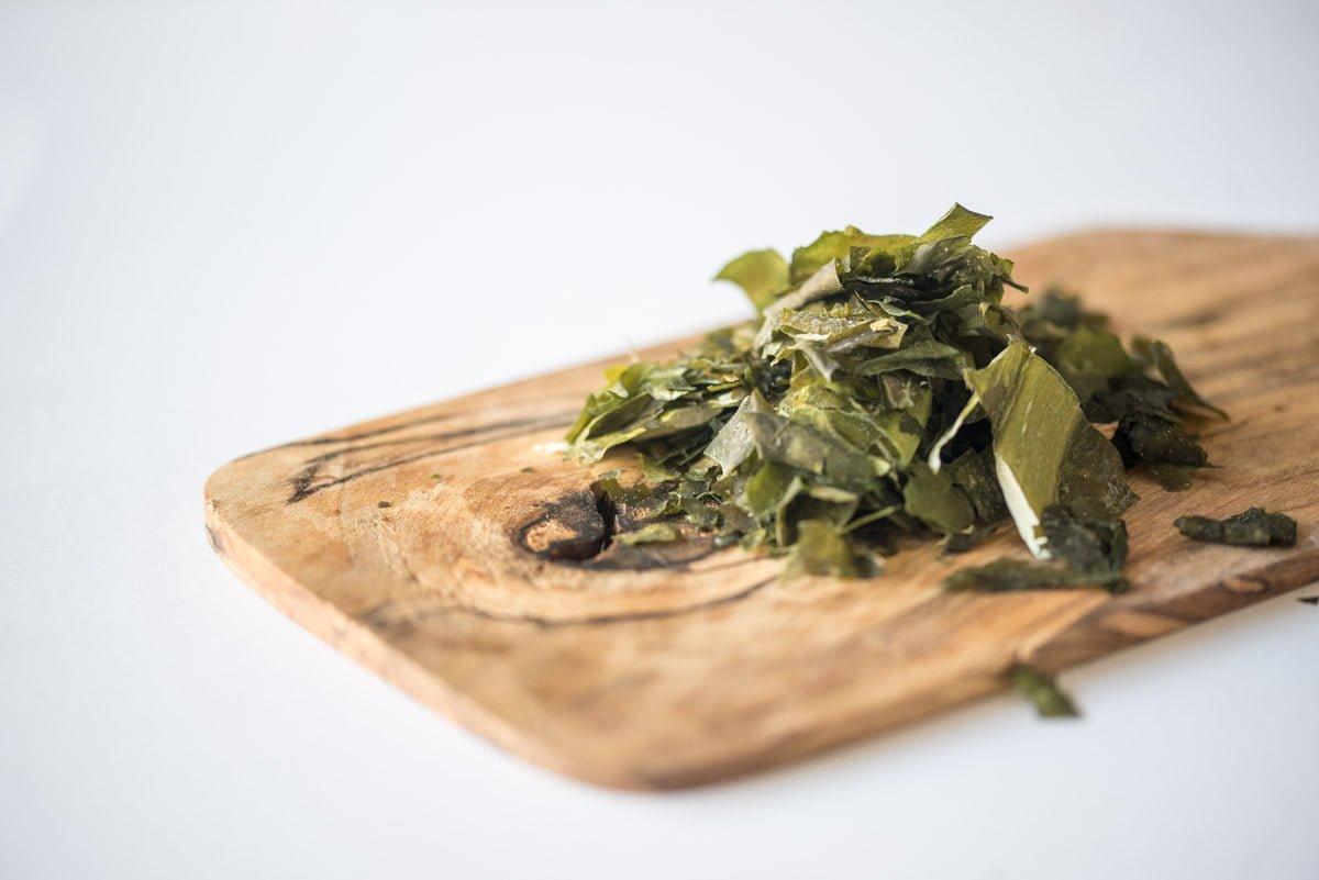 Alg Seaweed - tasmanian wakame seaweed flakes