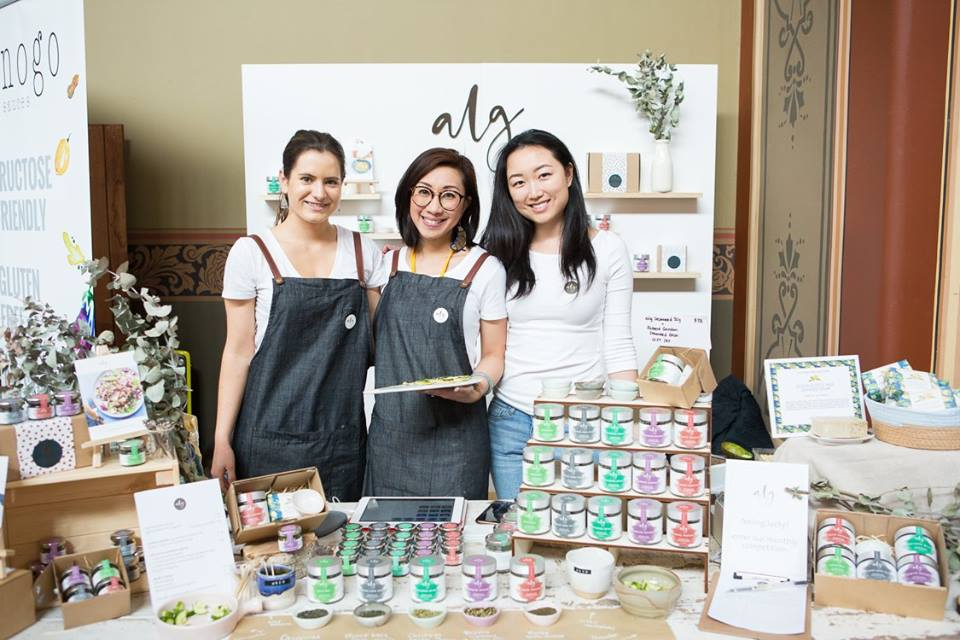 Alg Seaweed at FInders Keepers 2017