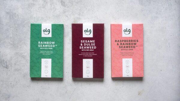 Alg Seaweed - 3 chocolate pack